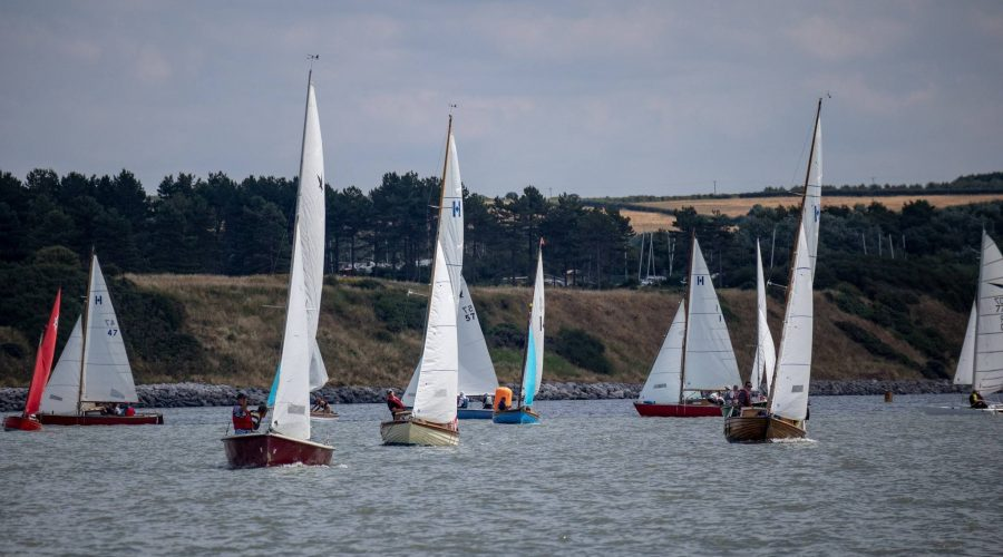 WEST KIRBY SAILING CLUB – LONG DISTANCE RACE