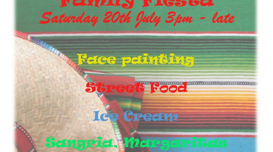 Family Fiesta – 20th July 2019