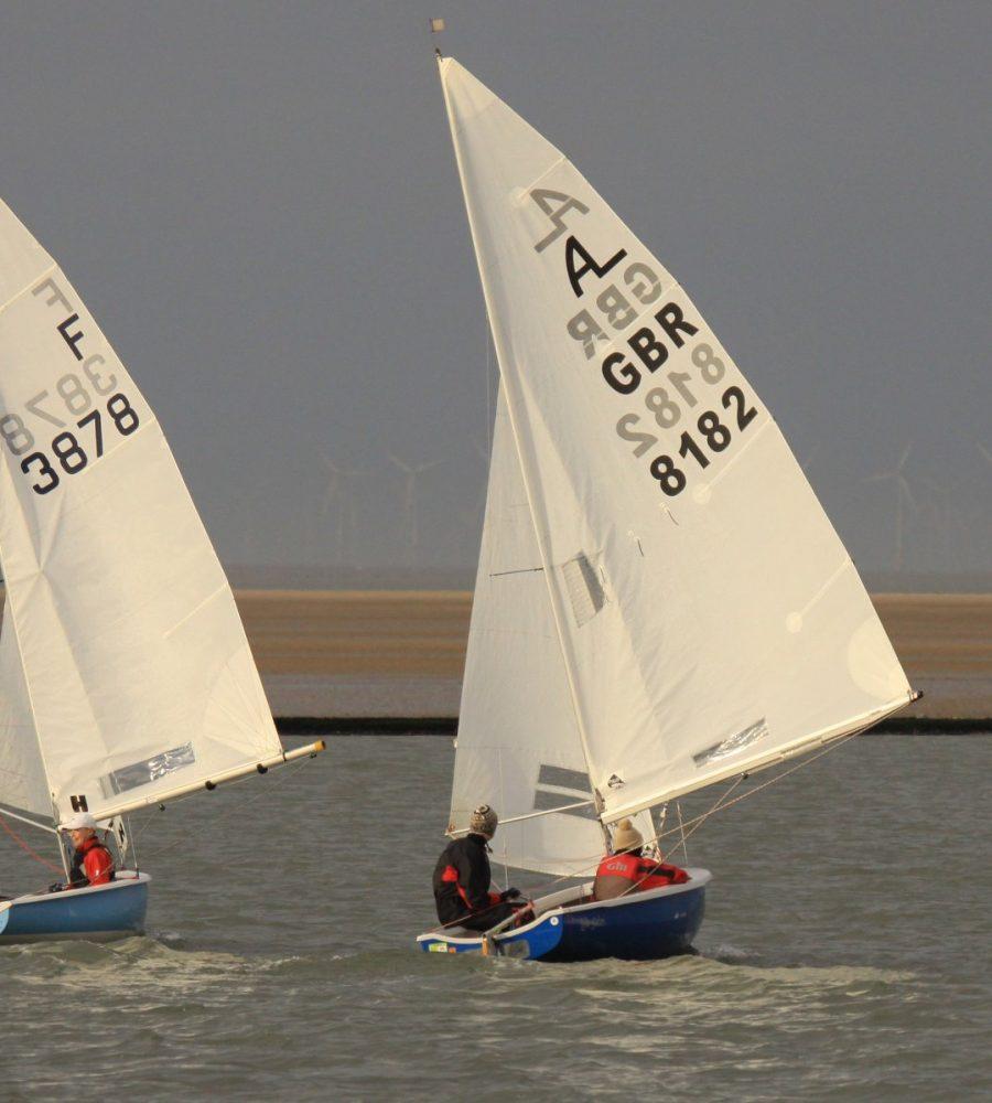 Albercore - West Kirby Sailing Club